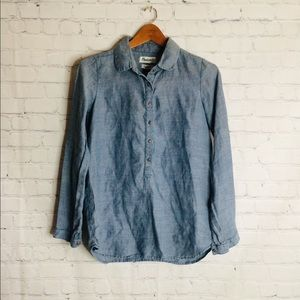 Madewell pullover shirts
